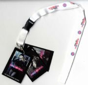 CONFESSIONS TOUR - OFFICIAL LANYARD (WHITE)